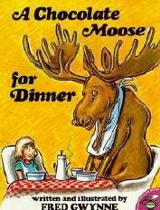 I have a fun notebook challenge I give my students based on this book.  Here is the lesson on HOMOPHONE COMICS: http://corbettharrison.com/GT/Chocolate-Moose.htm