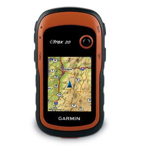 Garmin eTrex 20 Latest Mapping Handheld GPS  Garmin eTrex 20 takes one of the most popular and reliable GPS handhelds and makes it better. Redesigned ergonomics, an easier-to-use interface, paperless geocaching and expanded mapping capabilities add up to serious improvements for an already legendary GPS handheld. Garmin eTrex 20 is versatile. It's tough. And it's built to handle whatever Mother Nature can dish out – and more.