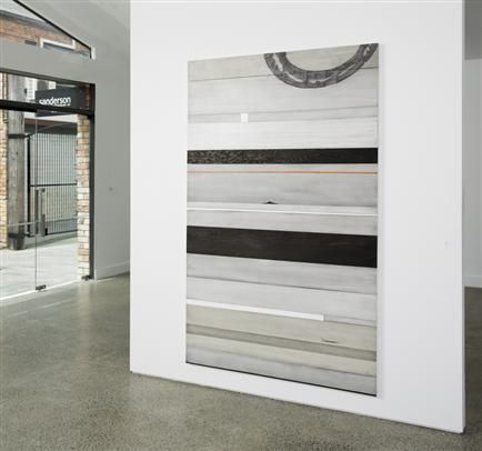 Untitled, installation view
