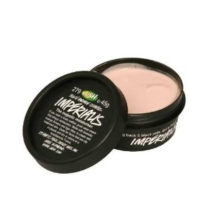 My fave LUSH moisturizer. It gives the skin a lovely glow. Great for oily skin. It has lavender, orange blossom, and tiger lily extract. I apply it before make up in the morning for dewy skin and mid-afternoon because of the dry climate I live in. I swear LUSH moisturizers do wonders for the skin's condition.