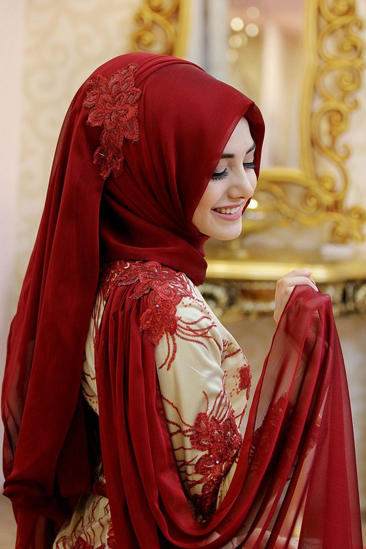 Modamiz.com | Tesettür Giyim | Çanta | Eşarp | Ayakkabı. Gamze Polat Sarmşık Abiye Bordo