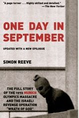 One Day in September by my friend Simon Reeve. Great book, well written, impeccably researched, and true story
