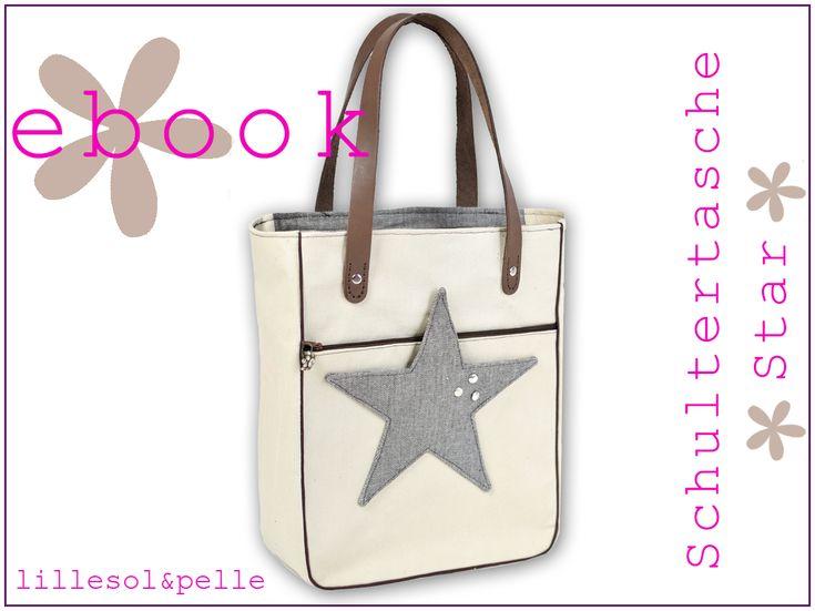 Neues Ebook!!!!! Die Schultertasche Star ist da!