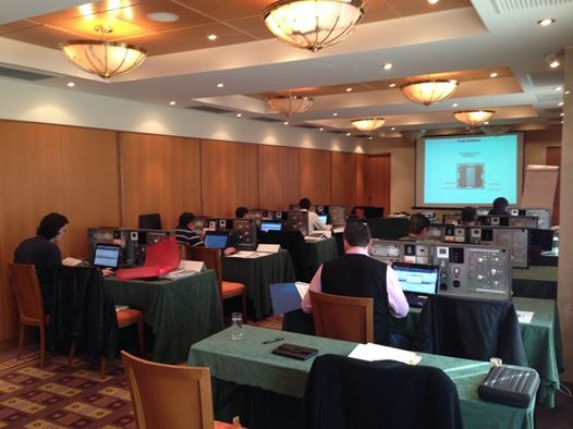 Μετά τo 1o ΚΝΧ Workshop που πραγματοποιήθηκε στην Λάρισα συνεχίστηκαν οι εκπληκτικές κτιριακές εμπειρίες στο ΚΝΧ στο 1ο Πιστοποιημένο KNX Basic Course που ακολούθησε από τις 20 έως τις 23 Φεβρουαρίου 2014.