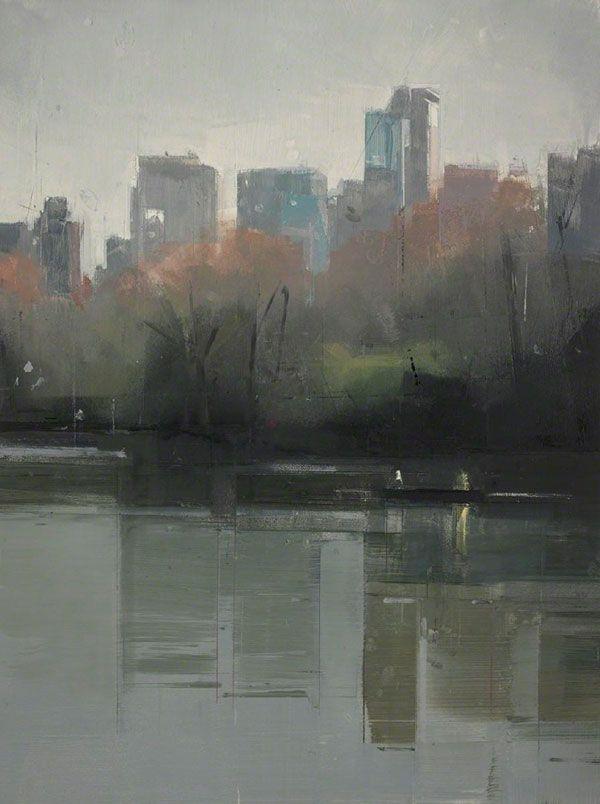 Paintings by Lisa Breslow