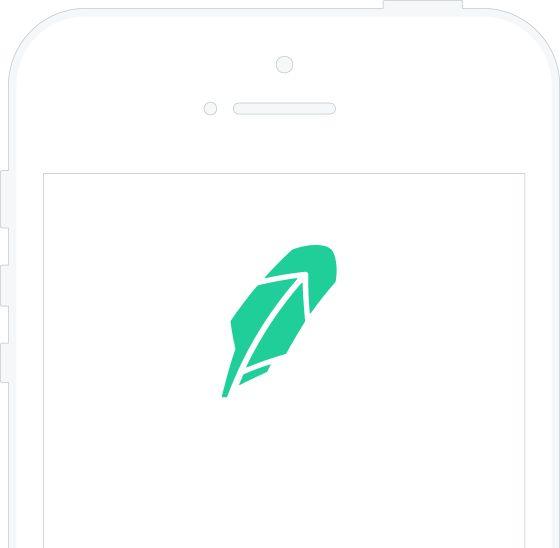 Robinhood App Robinhood app, Start investing