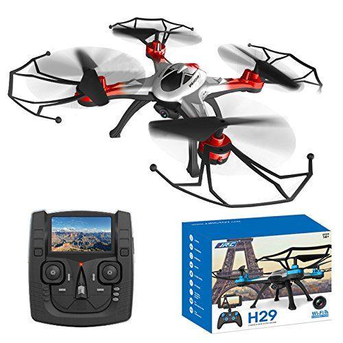 JJRC H29G FPV Quadcopter RTF 2MP Camera Drone