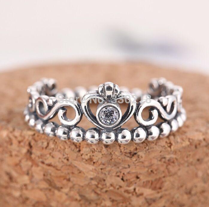 anillo corona princesa pandora