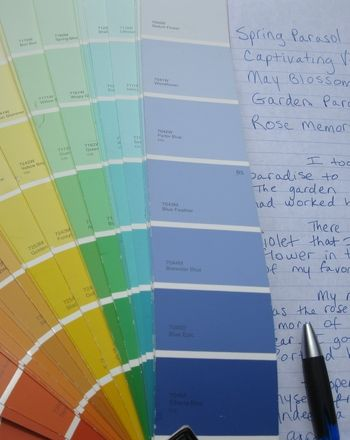 Πρακτική Αφήγησης Δείγμα Paint | Education.com