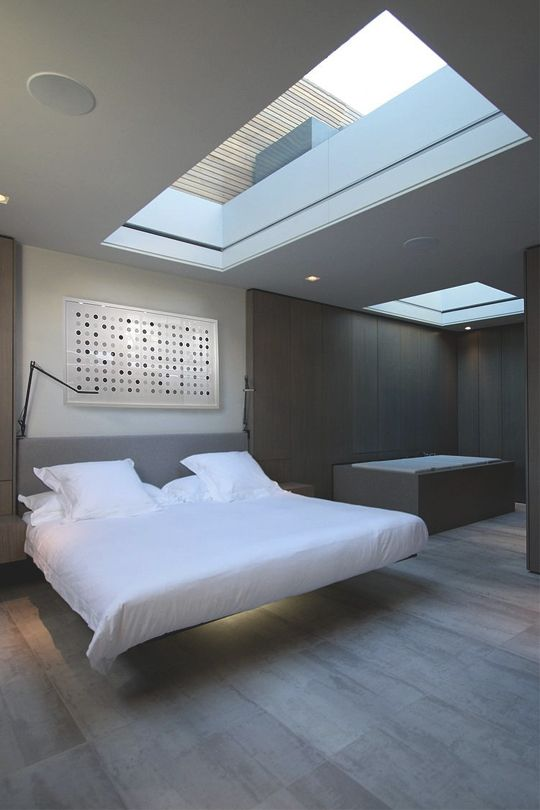 #Bedroom #Skylight