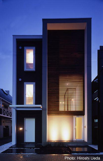 石川 淳 建築 家