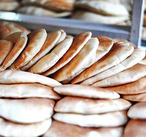 Zelf glutenvrije pitabroodjes maken