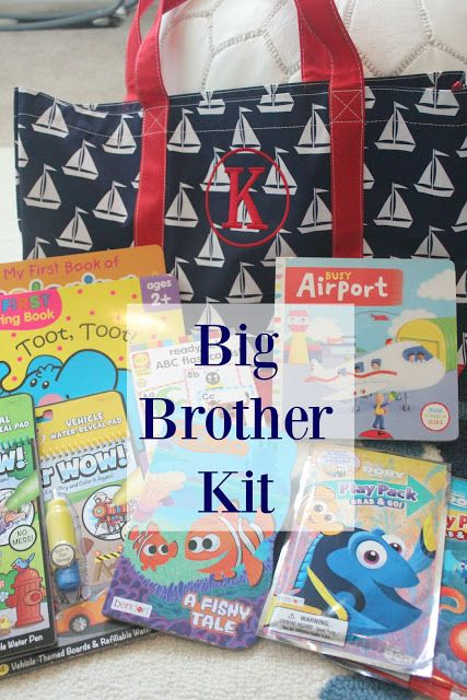 """Big Brother Kit"" For the Hospital!"