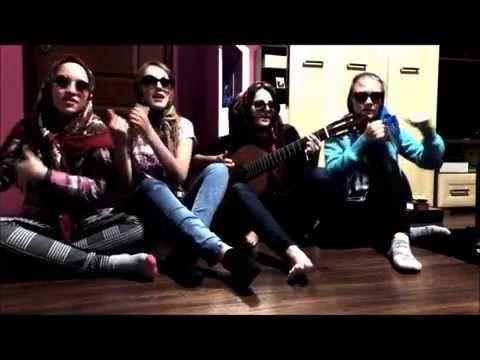 Greek Quartet sings Anacreon 428 PMG - YouTube