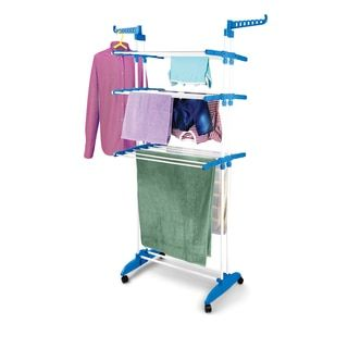 Shop for Maximo multi-function clothing drying stand. Get free delivery at Overstock.com - Your Online Home Improvement Store! Get 5% in rewards with Club O!