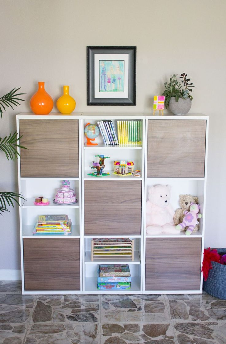 Best 25 toy storage units ideas on pinterest toy for Kids room toy storage