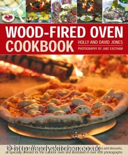 The Wood Fired Oven Cookbook Review