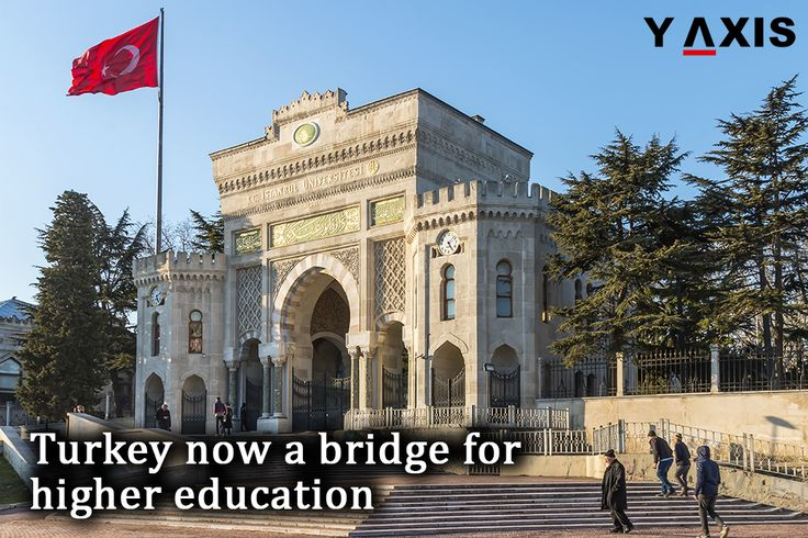 #Turkey is known as a brand for education which is making every effort to attract more number of #International #Students. #TurkeyStudentVisa #StudyAbroad #YAxis #YAxisImmigration