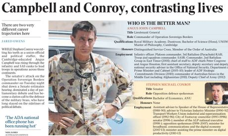Manly men v wimps: what's behind the macho language in Australian politics?  So who is the 'better man'? Who will 'man up' enough to run our government properly? We certainly don't want 'wimps' in charge of Operation Sovereign Borders, do we?