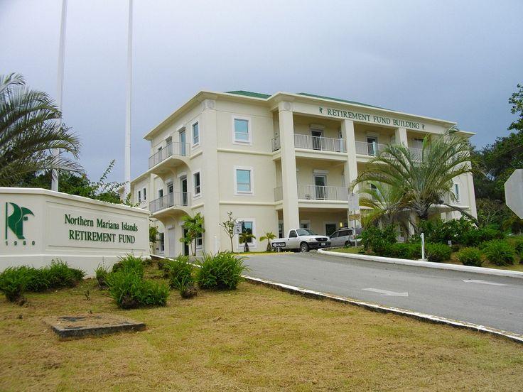 Northern Mariana Islands Retirement Fund Building - 北マリアナ諸島 - Wikipedia