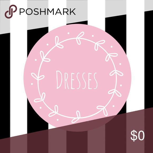 Dresses Visit my closet for beautiful, affordable dresses! Dresses