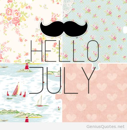 25+ Best Ideas About Hello July On Pinterest Hello August, Hello June And H