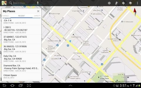 CNET  The updated Google Maps for Android is even more amazing than before. We awarded it 5 stars: http://cnet.co/Rzx2VQGoogle Maps, Maps Reviews, Http Cnet Co Rzx2Vq, Android, Ux Mobiles, Mobile Devices, Cnet Reviews, Updates Google, Mobile Design