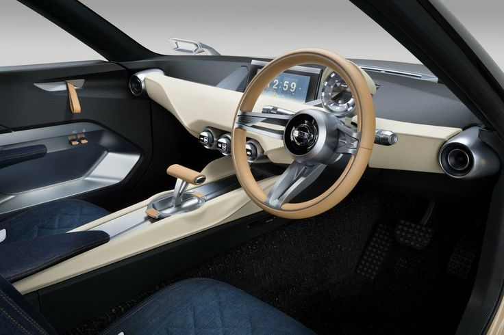Nissan idx freeflow ui nissan interni e volanti for Case futuristiche