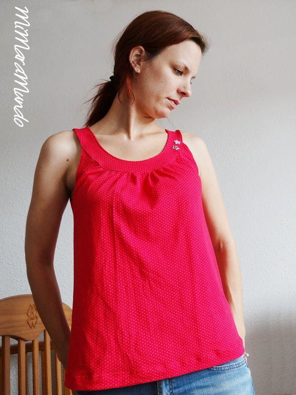 Free pattern: Lady Topas (by Mialuna - German)