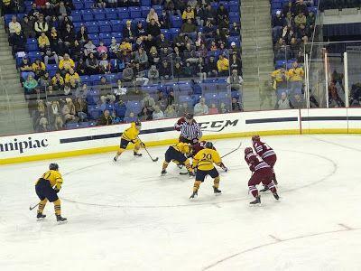 Bobcats Hockey Blog: Quinnipiac offensive struggles return in 2-1 loss ...