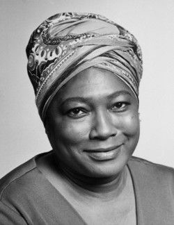 Esther Rolle Cremated Westview Community Cemetery Pompano Beach Broward County Florida, USA