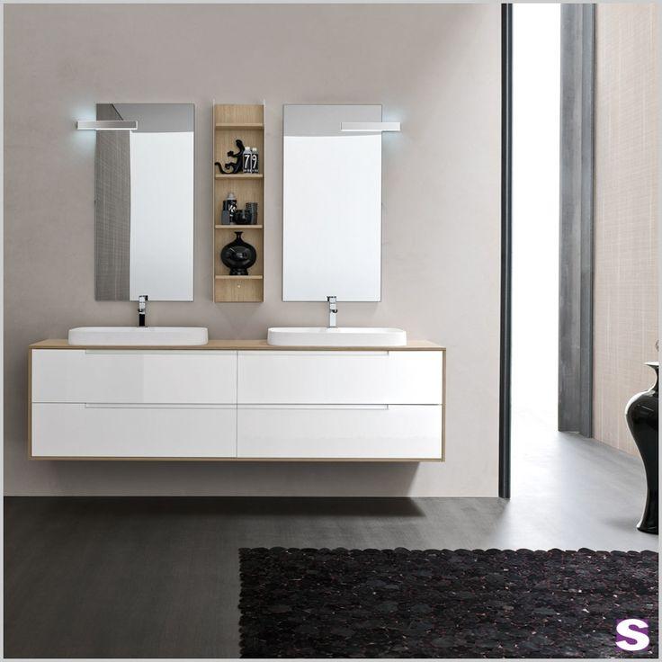 die 25 besten bad unterschrank holz ideen auf pinterest. Black Bedroom Furniture Sets. Home Design Ideas