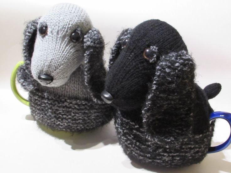 Free Knitting Pattern For Sheep Tea Cosy