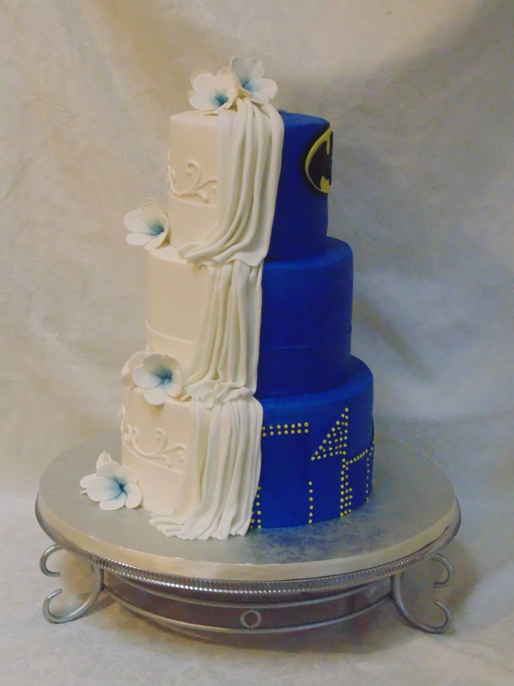 24 best images about alternative wedding cakes on pinterest marine corps batman cakes and. Black Bedroom Furniture Sets. Home Design Ideas