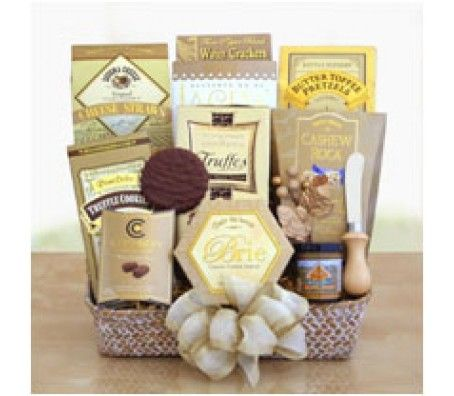 22 best treat yourself images on pinterest chocolate biscuits send thanks and appreciation with this elegantly presented basket of treats solutioingenieria Image collections