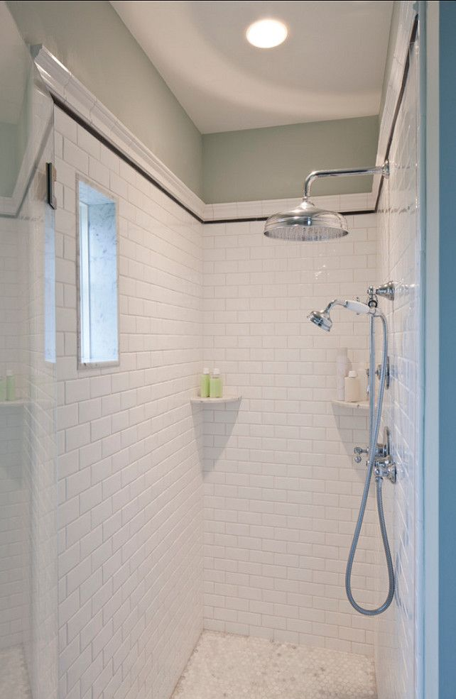 Bathroom Shower Design This Is A Great Shower Design With