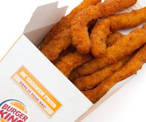 Burger King's Chicken Fries
