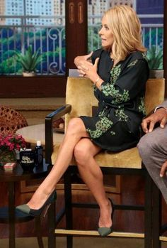 kelly ripa 2014 | ... Navy/Grey/Green. Kelly Ripa LIVE with Kelly and Michael July 15 2013