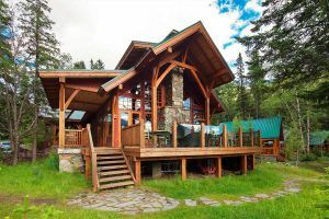 Gallery | Cathedral Mountain Lodge