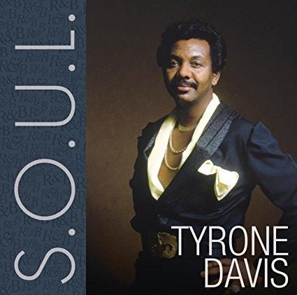 Tyrone Davis - S.O.U.L: Tyrone Davis