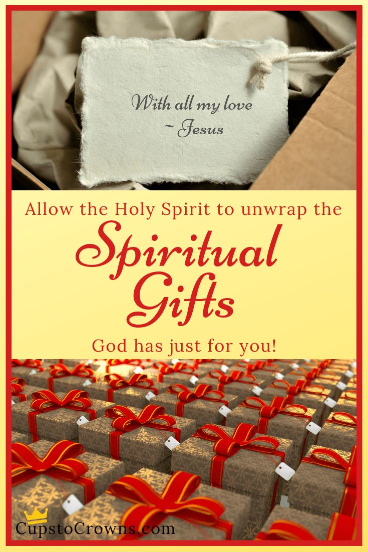 How to identify your spiritual gifts spiritual gifts