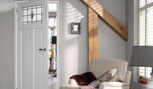 Afbeeldingsresultaat voor kelderdeur onder trap