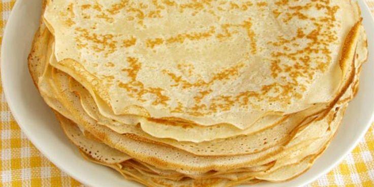 Découvrez la savoureuse recette de la pâte à crêpes vanille façon Cyril Lignac