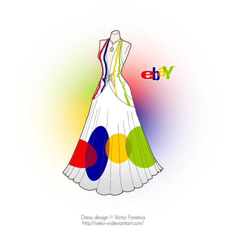 eBay in Fashion by Neko-Vi.deviantart.com