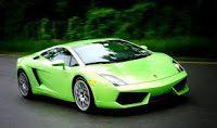 Mobil Terbaik Dunia: Mobil Lamborghini Warna Hijau