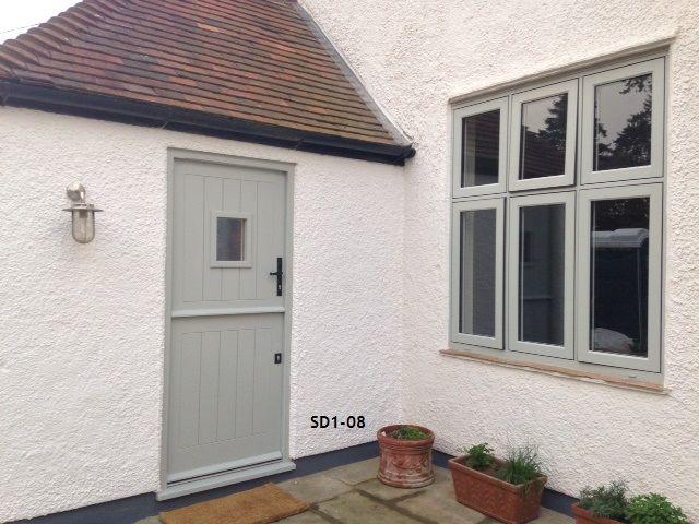 stable door agate grey