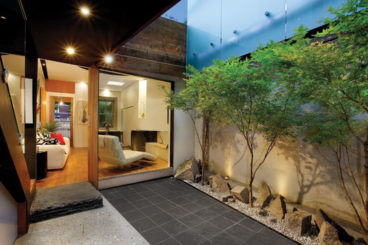 Duckbuild Architecture - Residential Interior - Inside/Outside - Richmond House