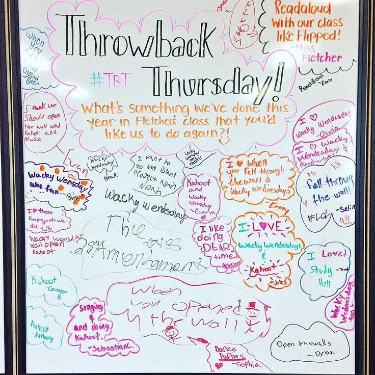 Throwback Thursday   5th Grade in Florida