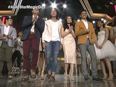 The grand parade of stars on ASAP20