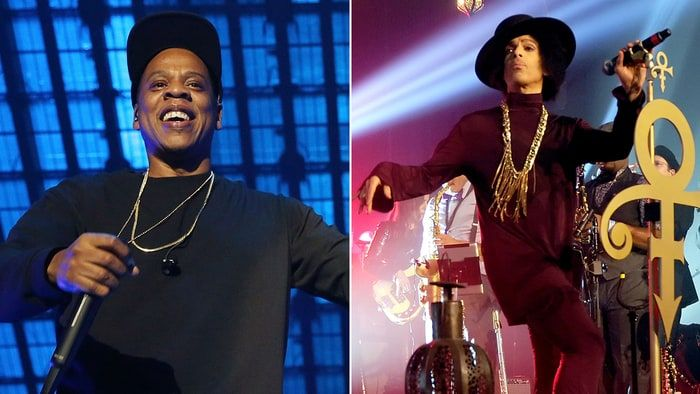 "Jay-Z lashed out at the Prince estate over their ruptured Tidal deal and ensuing legal battle on the '4:44' song ""Caught Their Eyes."""